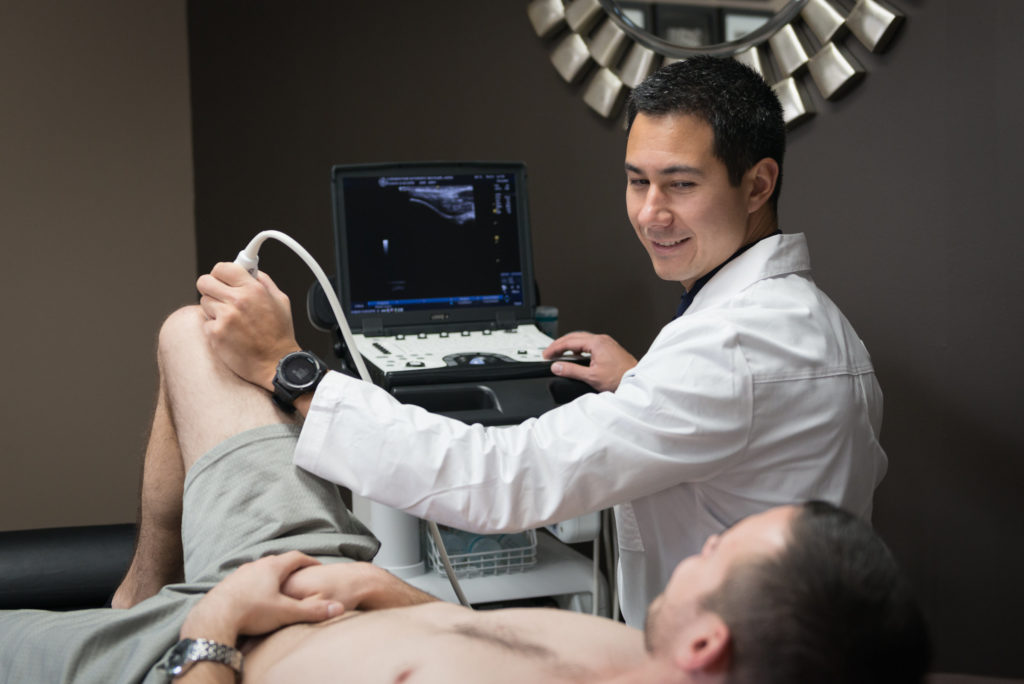 Ultrasound to inject platelet-rich plasma is a must. prp in halifax