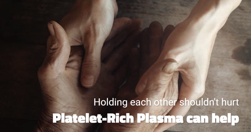 platelet-rich plasma for thumb arthritis