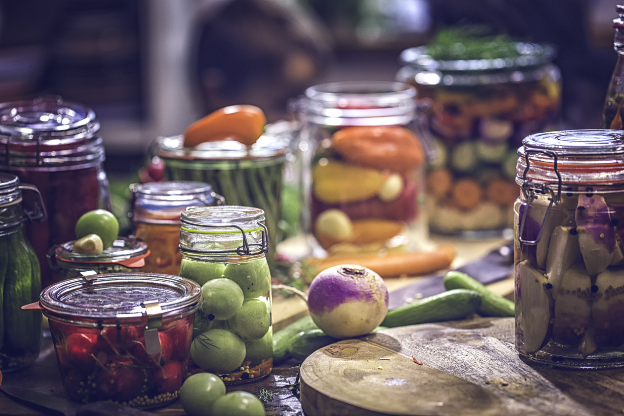 Why Fermented Foods Are Good For Your Gut