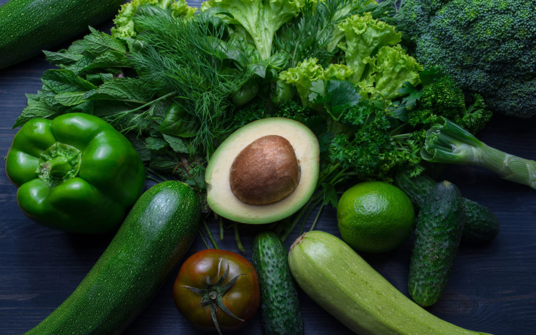 foods you should be eating for your skin